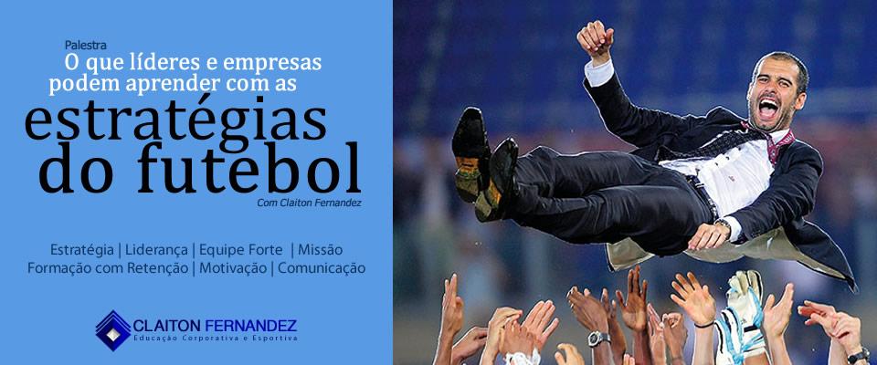 Banner para site Claiton Fernandez - São Paulo - SP. Designer gráfico freelancer Osvaldo Almeida