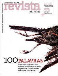 Matéria publicada na Folha de São Paulo sobre Criação de Osvaldo Almeida, designer freelancer