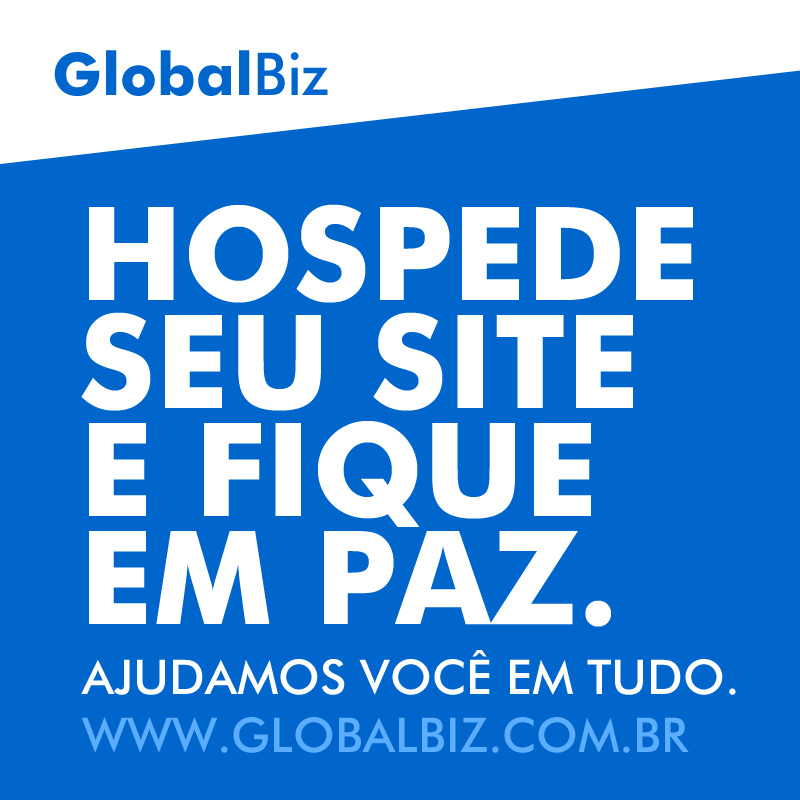 Flyer Facebook/Instagram para GlobalBiz