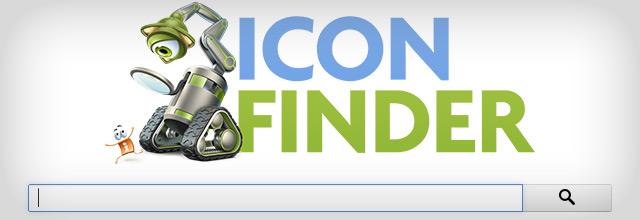 Icon Finder. Ajudando designers a ganhar a vida fazendo o que amam.