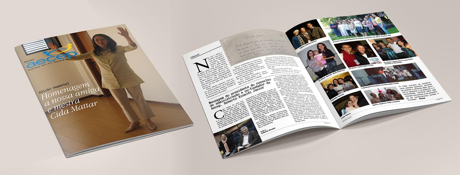 Revista Aecep - Belo Horizonte - MG